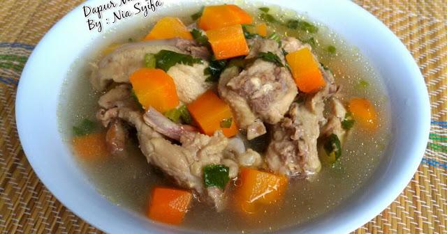 Sop Tulang Ayam
