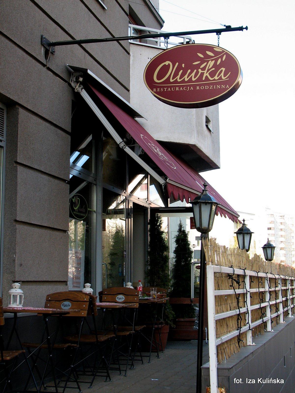 Restauracja Oliwka
