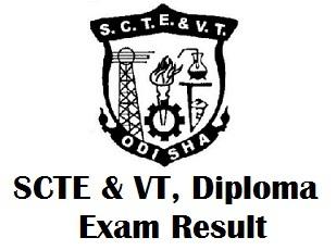 SCTE&VT Odisha Result 2018