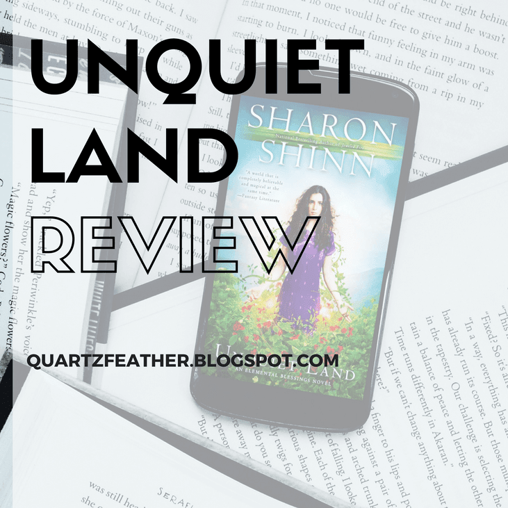 Unquiet Land Review