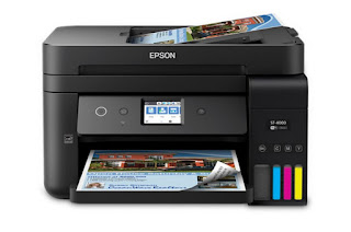 Epson WorkForce ST-4000 Drivers Download, Review, Price