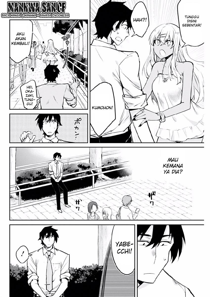 Manga Gal Gohan Chapter 4 Bahasa Indonesia