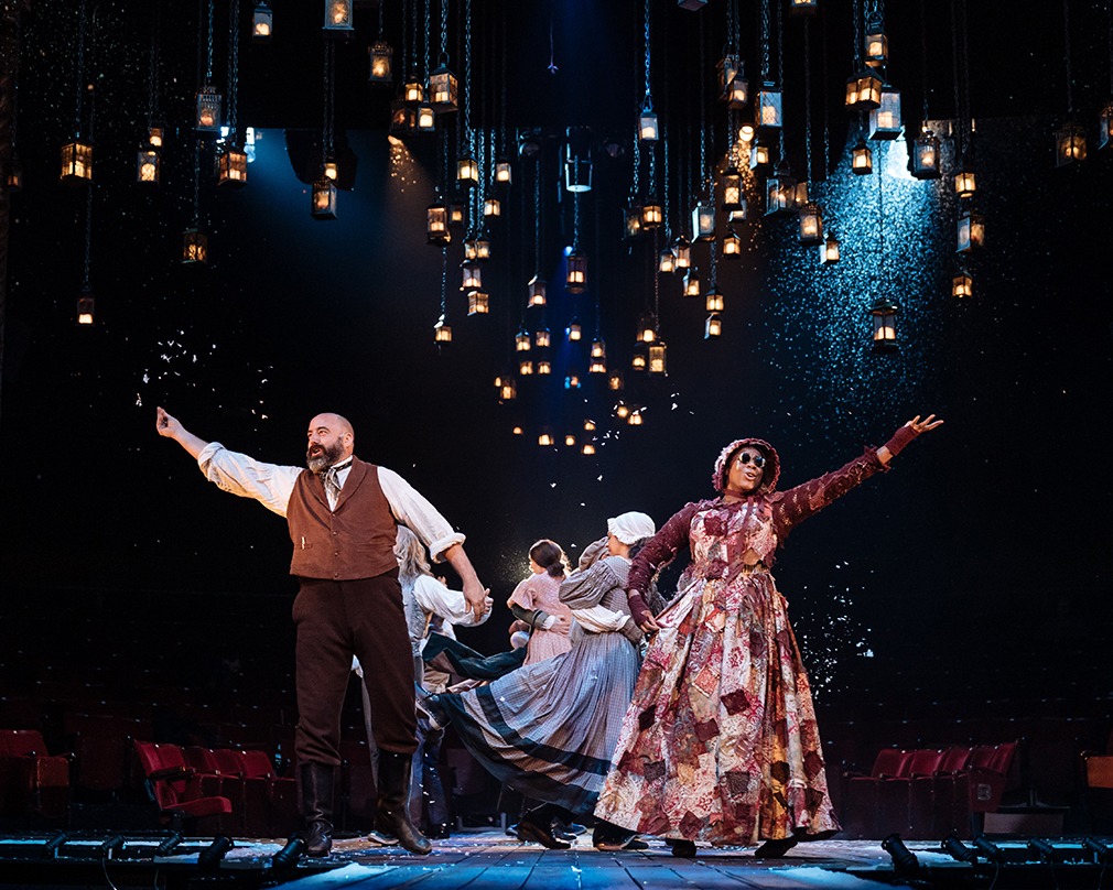 A Christmas Carol at The Old Vic | Review