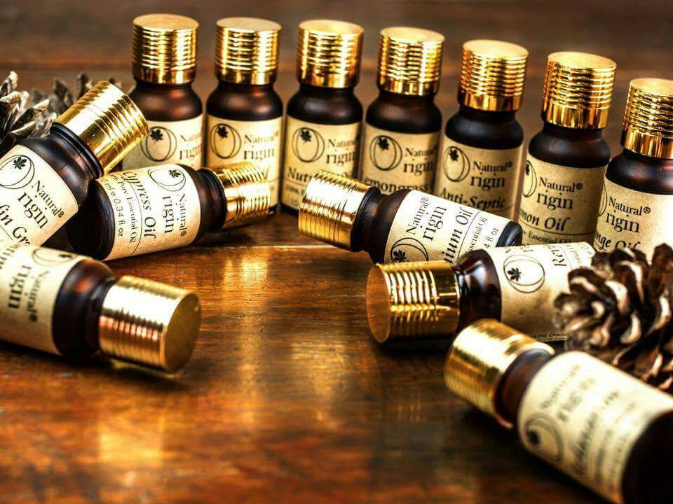 Natural Antimicrobial Oils