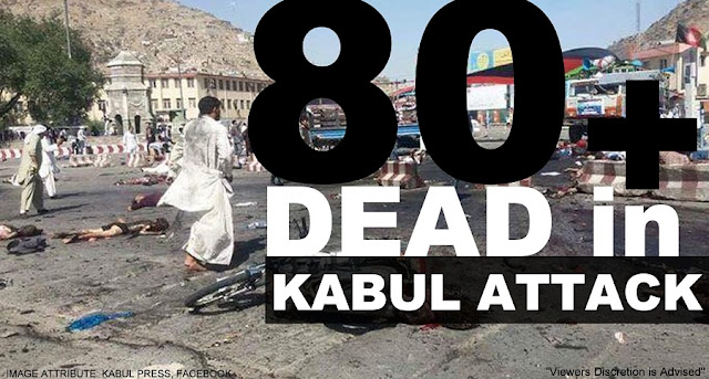 NEWS | ISIS Claims Responsibility For Deadly Kabul Attack