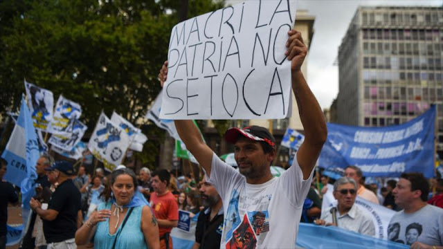 """Malvinas acusa en ONU a Macri de hacer """"colonialismo económico"""""""
