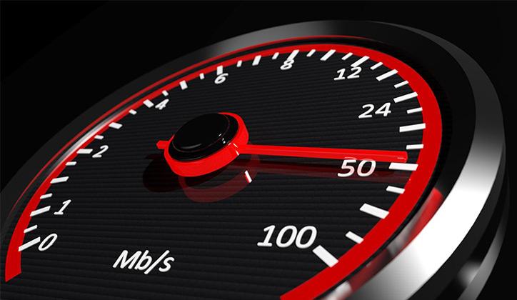 قياس سرعة النت بدقة عالية على جهازك