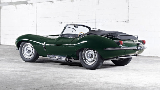 Jaguar to build iconic XKSS – 'the world's first supercar'