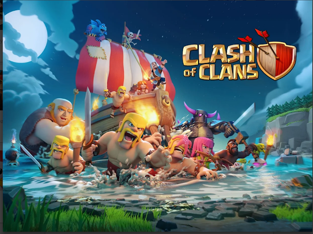 تحميل تحديث Clash of Clans الجديد / Town Hall 12