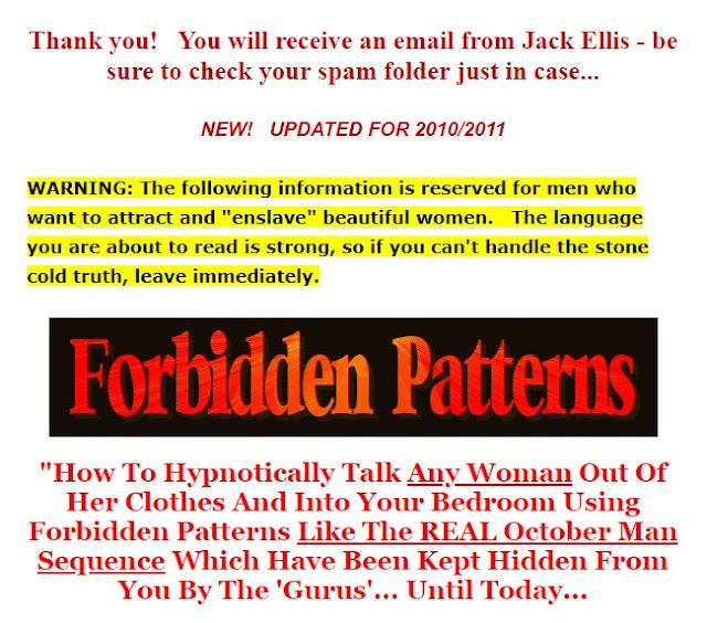 Forbidden Patterns