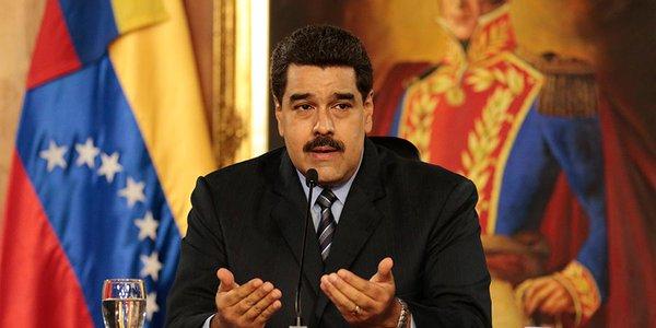 Maduro recuerda a los escritores Federico García Lorca y Aníbal Nazoa