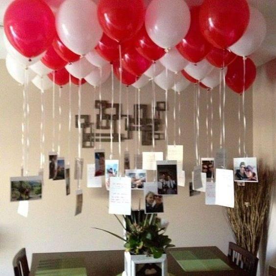 15 ideias de decora o para o dia dos namorados amando for Decoracion para aniversario