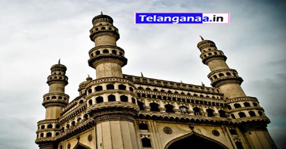 Charminar in Telangana