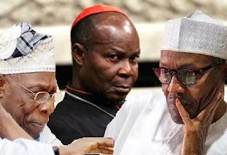 Okogie buhari and obasanjo