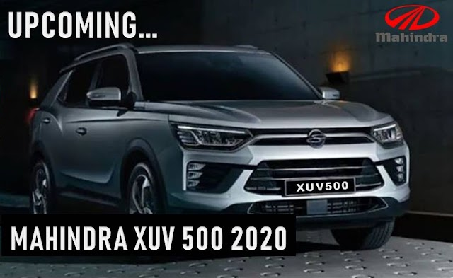 Upcoming Mahindra XUV500 In India 2020 In Hindi