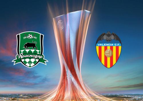 FC Krasnodar vs Valencia - Highlights 14 March 2019