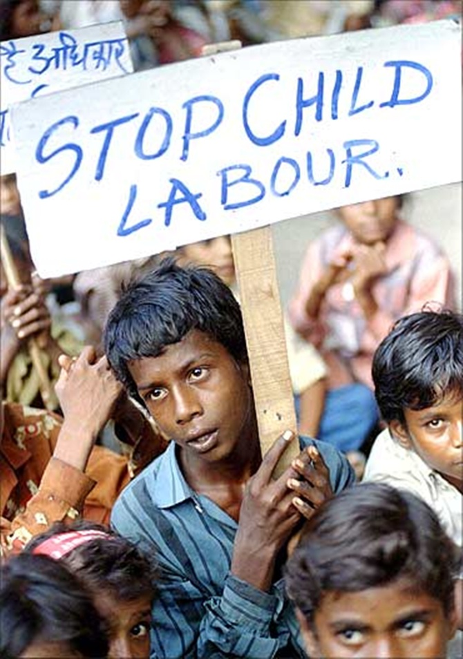 Speech on Child Labour for 2 Minutes