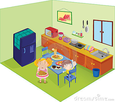 They Are Your Life Kitchen Safety Tips For Kids