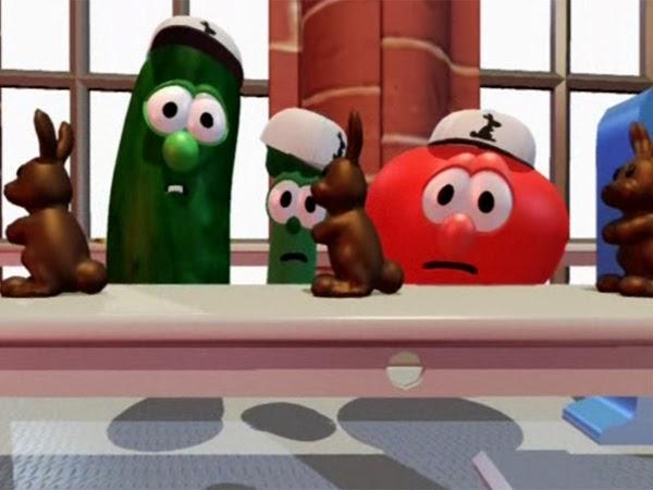 "Whatsoever Critic: ""Rack, Shack, and Benny"" Veggietales ..."