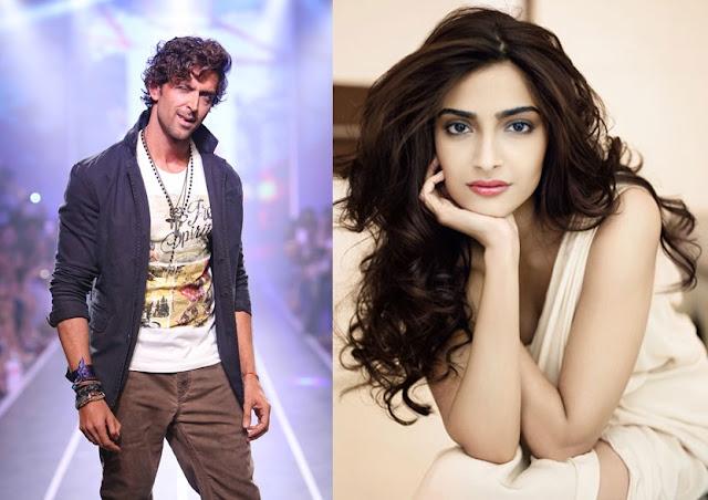 Hrithik Roshan Akan Duet Dengan Sonam Kapoor