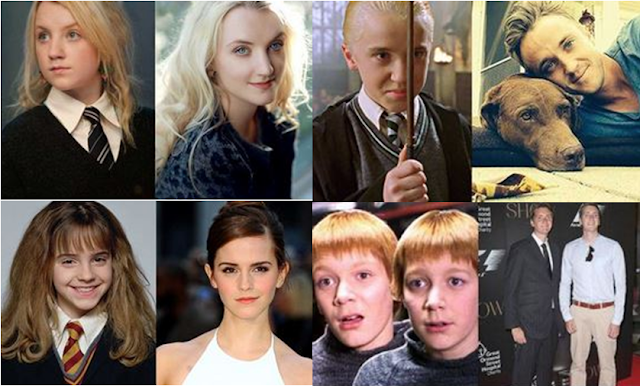 15 Years Later: Look At The Casts Of 'Harry Potter' Now!This Will Make You Feel Old!