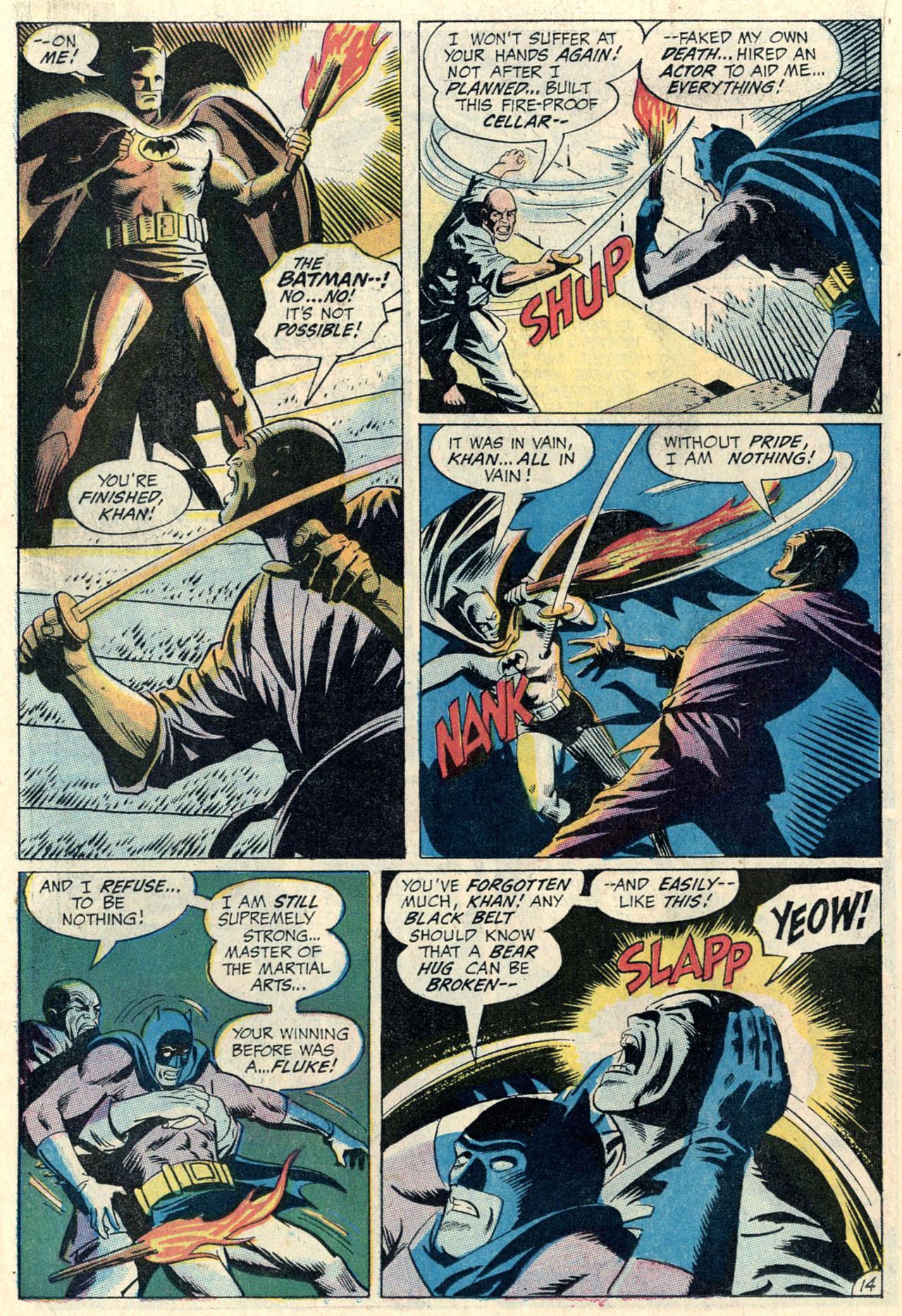 Detective Comics (1937) 399 Page 17