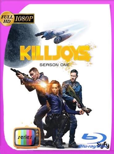 Killjoys Temporada 1-2HD [1080p] Latino [GoogleDrive] TeslavoHD