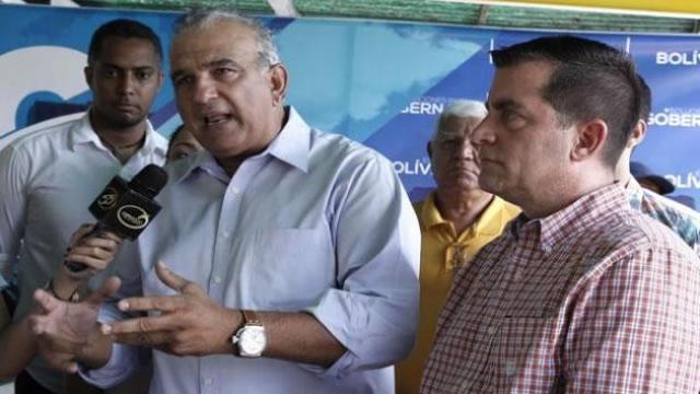 Raúl Yusef: Chavismo de Bolívar quema autobuses viejos buscando criminalizar a la MUD