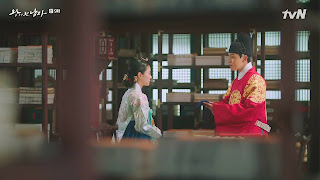Sinopsis The Crowned Clown Episode 9