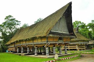 Rumah  Adat Bolon , Rumah adat provinsi Sumatera Utara