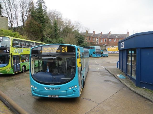North West Bus Cam Durham