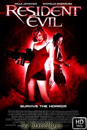 Resident Evil [2002] HD 1080P Latino [Google Drive] GloboTV