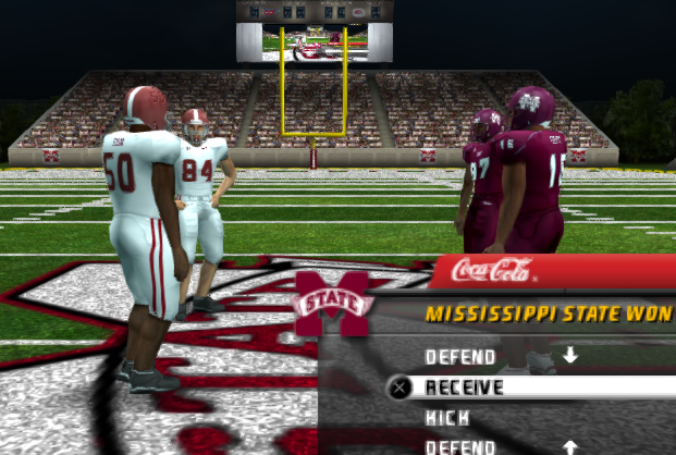 NCAA PSP Uniforms, Helmets, and Stadium Swapping