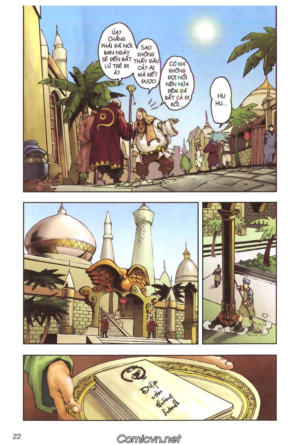 Tây Du Ký màu - Chapter 130 - Pic 2