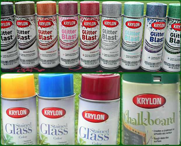 Mark Montano Krylon Glitter Blast Tuesday. 3
