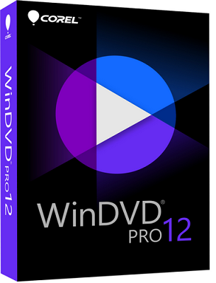 Corel WinDVD Pro 12.0.0.66 SP2 poster box cover