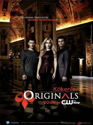 Gia đình thủy tổ (Ma cà rồng nguyên thủy) Phần 3 - The Originals Season 3 (2015)