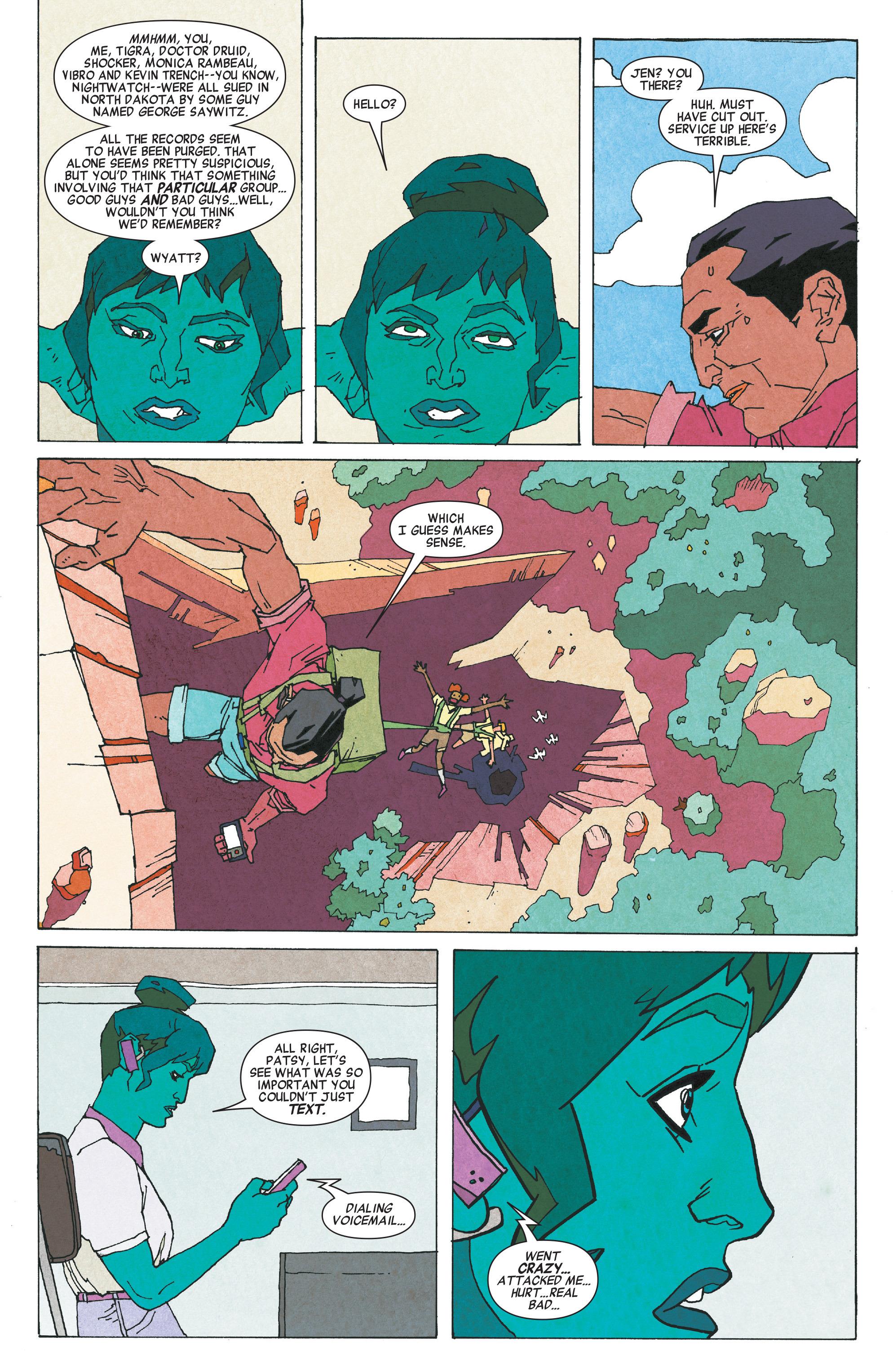 Read online She-Hulk (2014) comic -  Issue #6 - 3