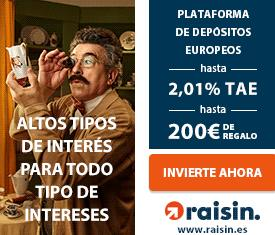 invierte en raisin