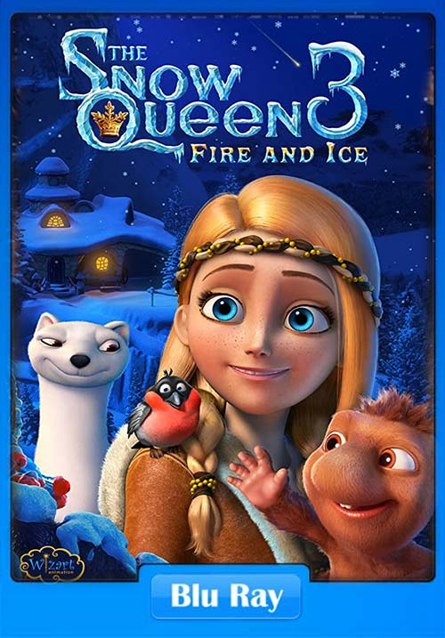 The Snow Queen 3 2016 720p BluRay x264 | 480p 300MB | 100MB HEVC