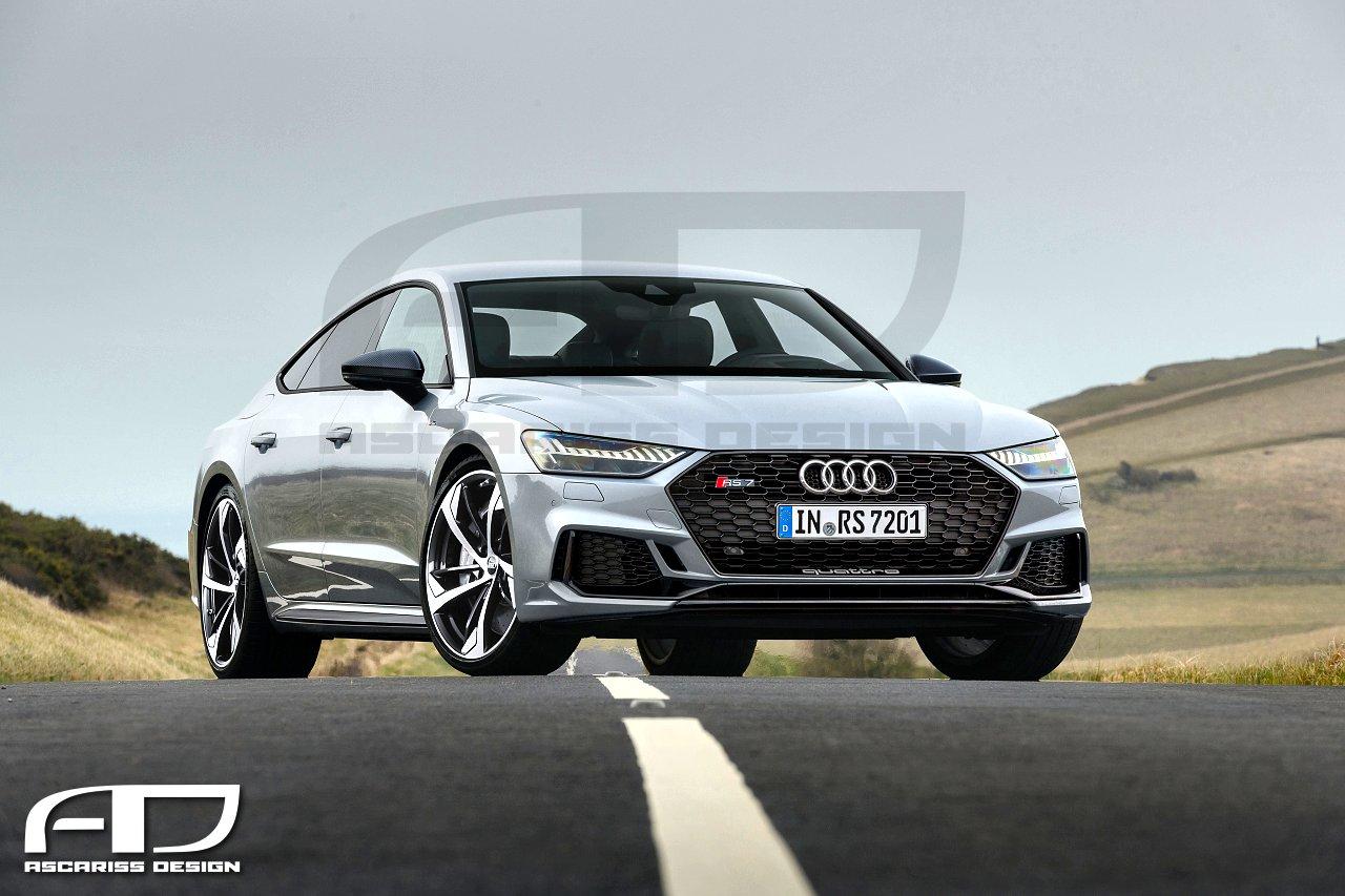 Audi RS7 (2018/2019)