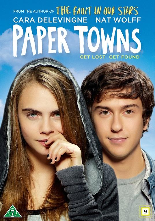 فیلم دوبله : شهرهای کاغذی 2015 Paper Towns