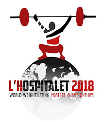2018 World Masters Weightlifting Championships L'Hospitalet-Barcelona: