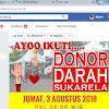 4 Cara Mengetahui Jadwal Donor Darah Keliling PMI Pemalang Terbaru