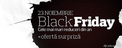 black friday, libris