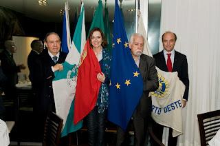 Ser e Viver - Reiki na Oncologia no passado dia 7 de novembro - Rotary Club Porto Oeste