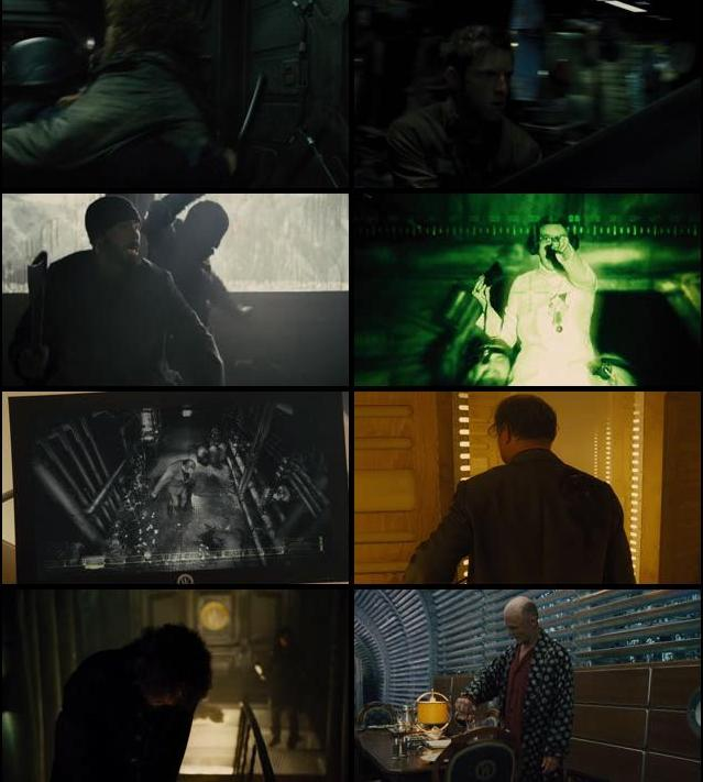 Snowpiercer 2013 Dual Audio Hindi 480p BluRay