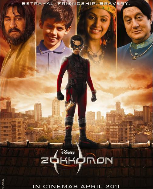 Ver Zokkomon (2011) Español Subtitulado Online