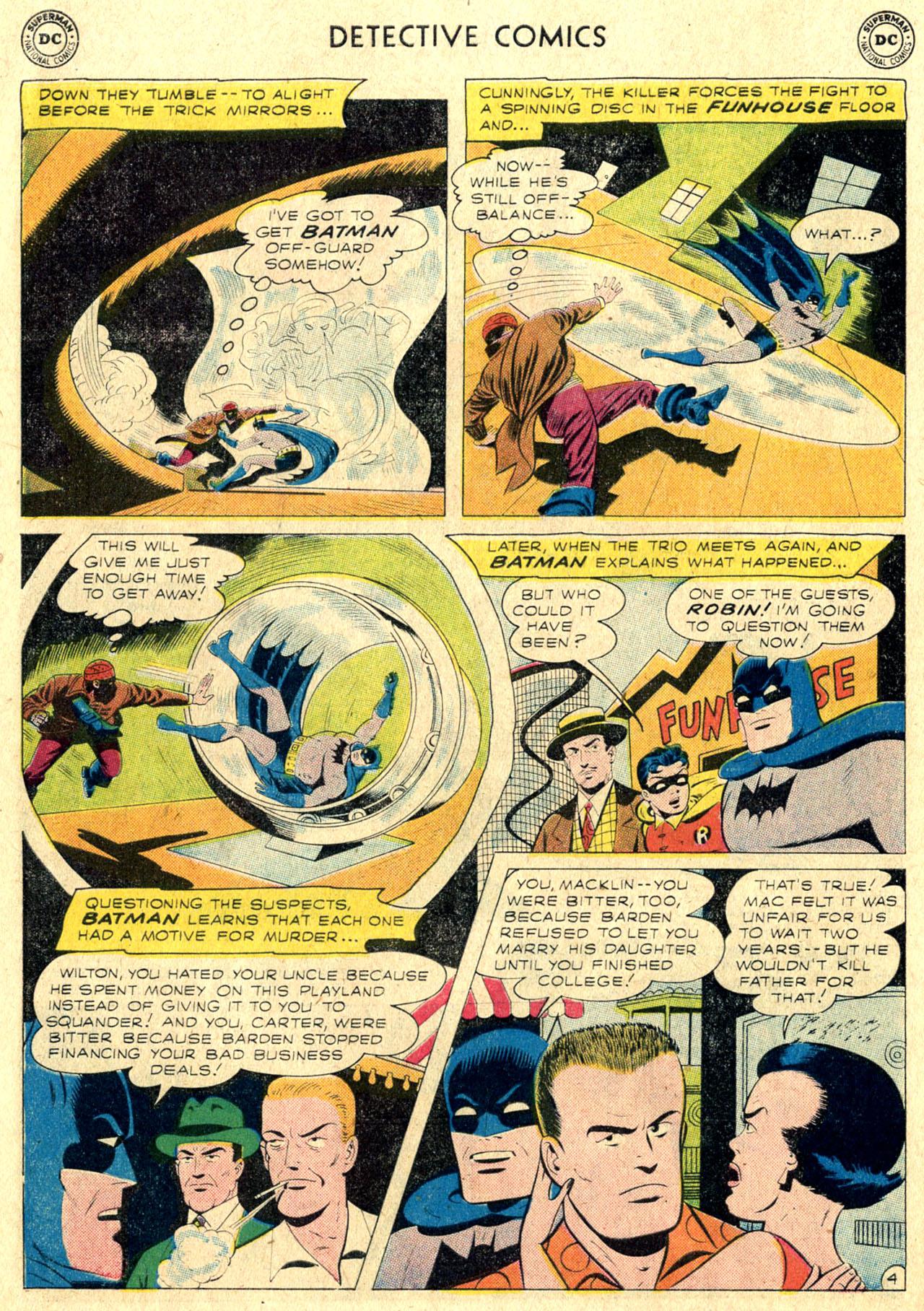 Detective Comics (1937) 264 Page 5