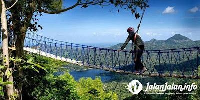 Kalibiru Wisata Alam Yogyakarta